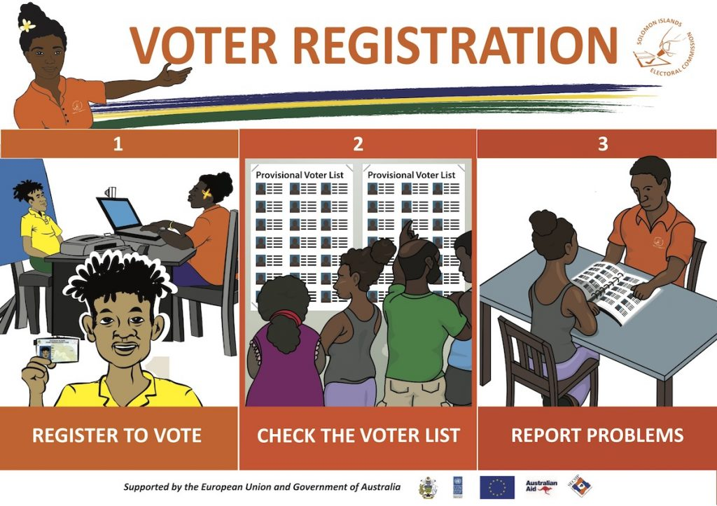 ec-undp-jtf-solomon-islands-voter-education-voter-registration-poster