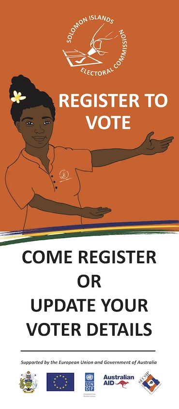 ec-undp-jtf-solomon-islands-voter-education-voter-registration-pull-up-banner